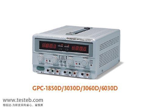 固纬GWINSTEK仪用电源GPC-6030D