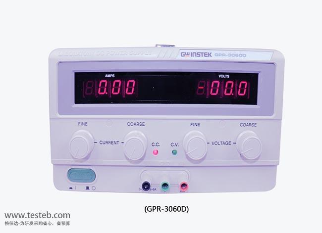 固纬GWINSTEK仪用电源GPR-3060D