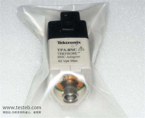 泰克Tektronix示波器与探头TPA-BNC
