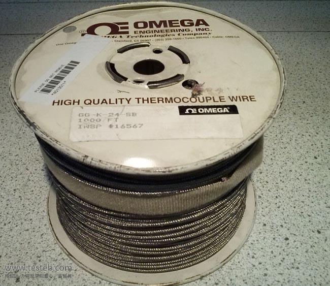 美国Omega热电阻/热电偶GG-K-24-SB