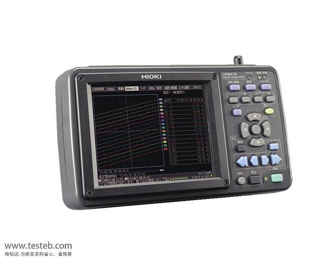 日置HIOKI数据采集器/温度记录仪LR8410-30