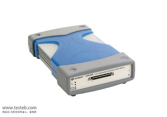 是德科技 安捷伦Agilent数据采集器/温度记录仪U2542A