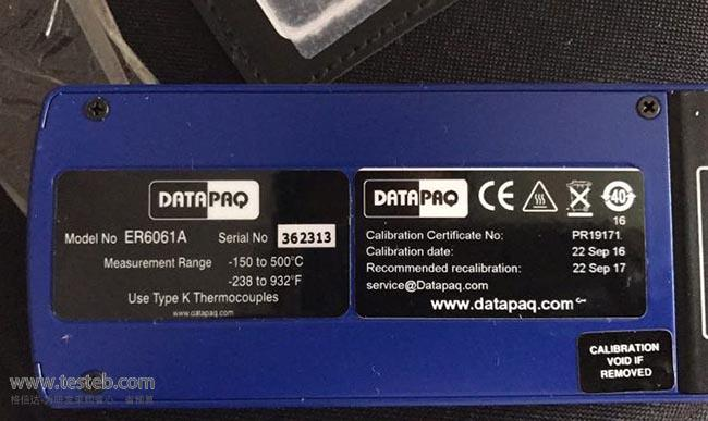 英国Datapaq炉温测试仪PA0210