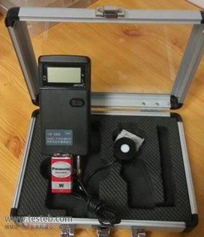 国产品牌辐照度计IR-200
