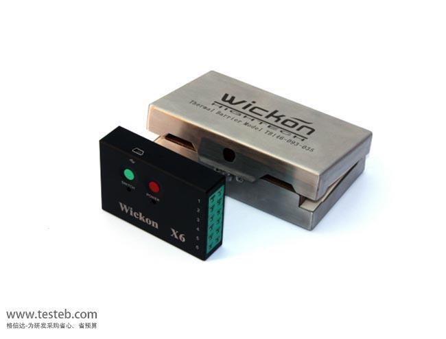 威康Wickon炉温测试仪X6