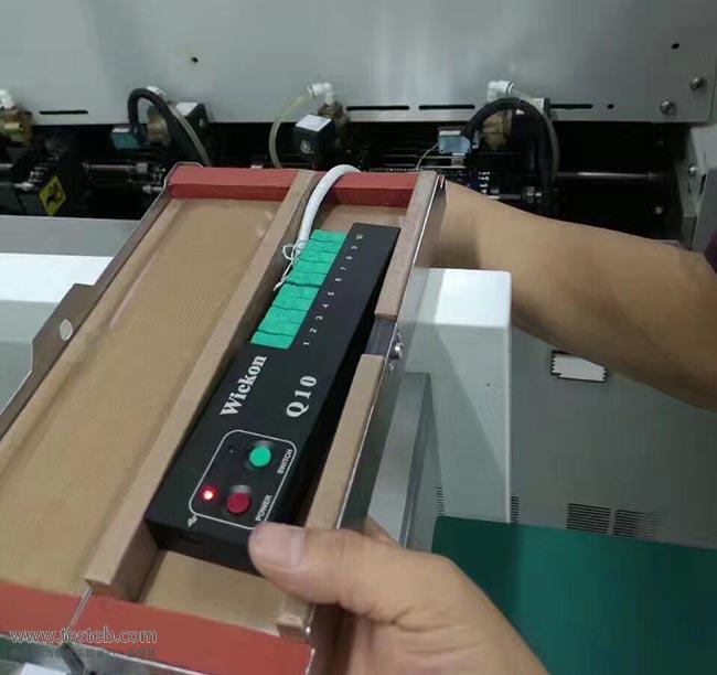 威康Wickon炉温测试仪Q10