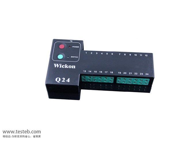 威康Wickon炉温测试仪Q24