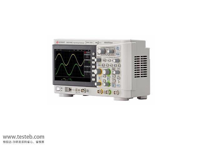 是德科技 安捷伦Agilent示波器与探头DSOX1102G