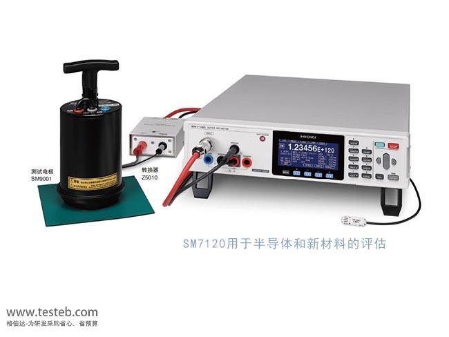 日置HIOKI内阻/欧姆电阻计SM7110