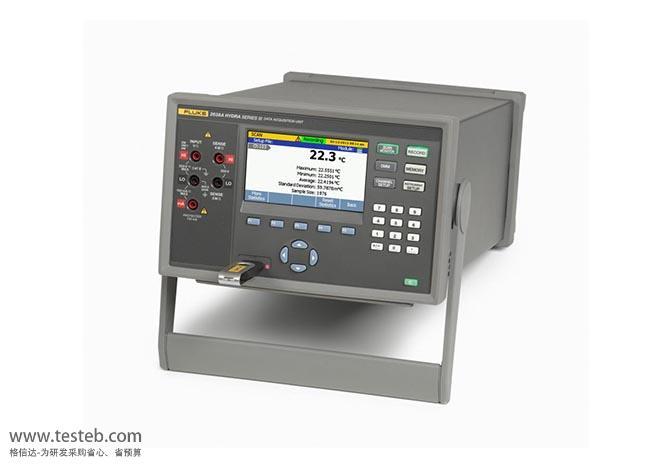 福禄克Fluke数据采集器/温度记录仪F2638A-20