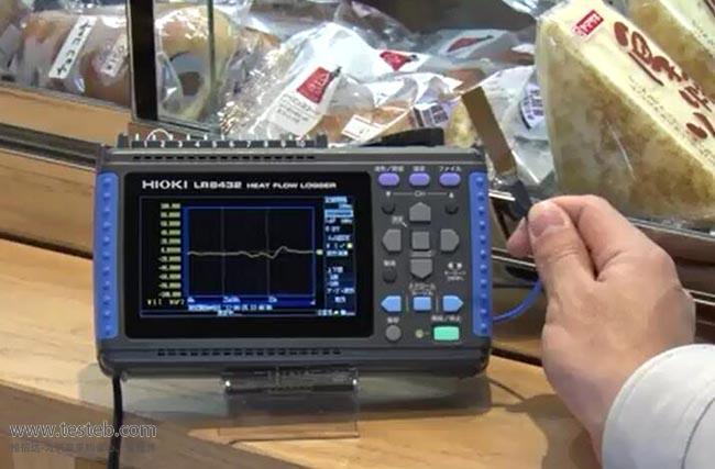 日置HIOKI数据采集器/温度记录仪LR8432-30
