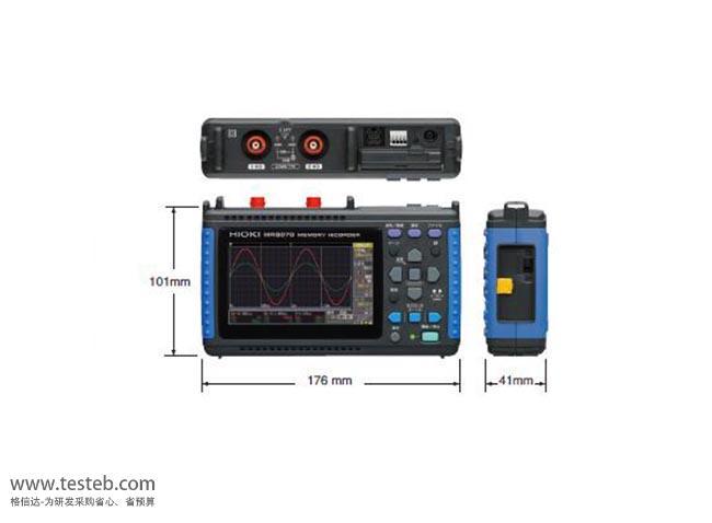 日置HIOKI数据采集器/温度记录仪MR8870-30