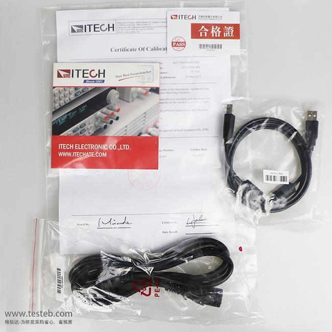 艾德克斯ITECH数字功率计IT9121E