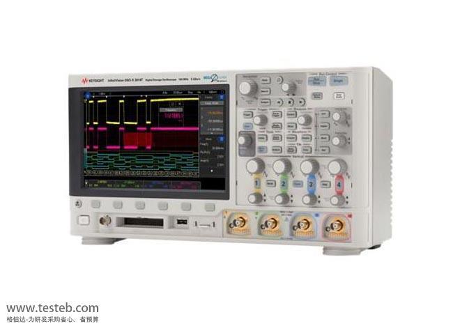 是德科技 安捷伦Agilent DSOX3014T数字示波器
