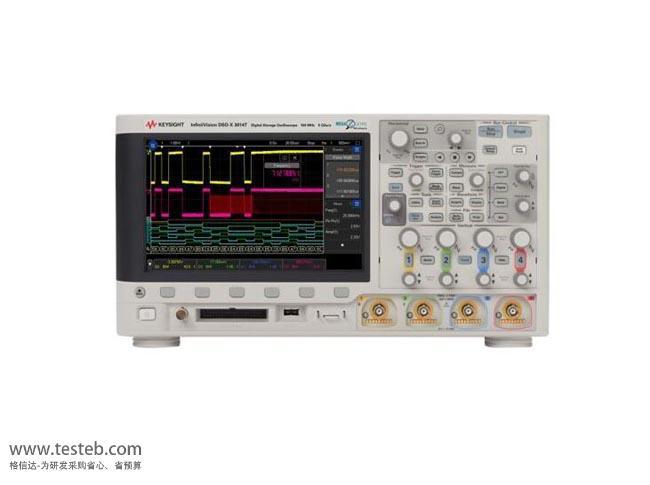是德科技 安捷伦Agilent示波器与探头DSOX3014T
