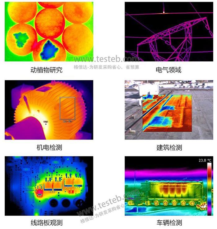 IR-160P红外热像仪应用