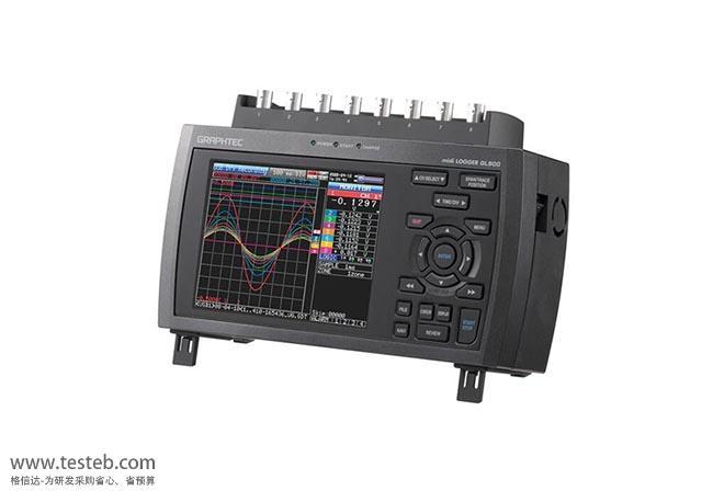 图技Graphtec GL900-8数据采集器/温度记录仪