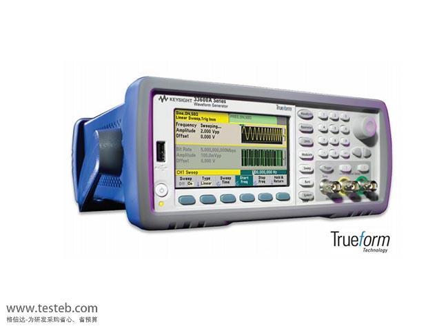 是德科技 安捷伦Agilent 33612A信号发生器/信号源