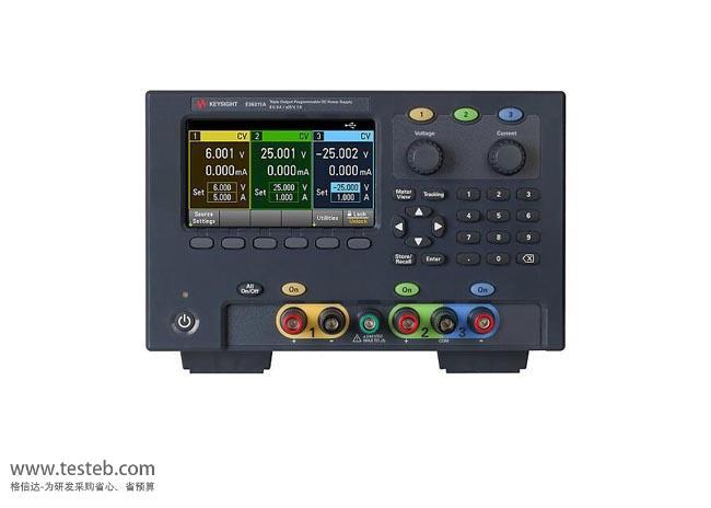 是德科技 安捷伦Agilent仪用电源E36311A