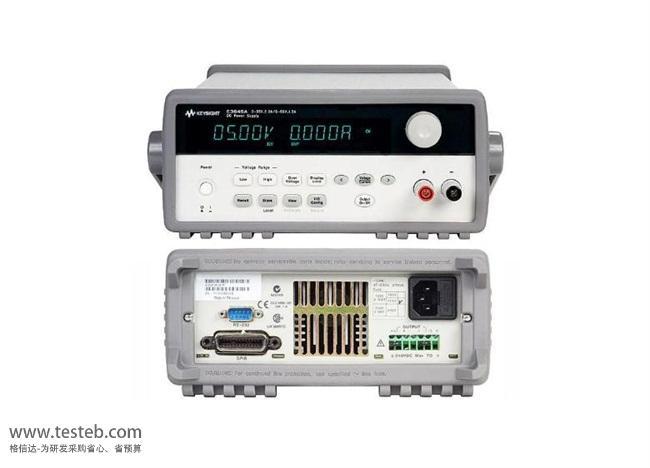 是德科技 安捷伦Agilent仪用电源E3642A