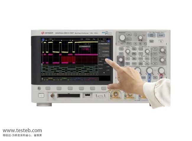 是德科技 安捷伦Agilent示波器与探头MSOX3034T