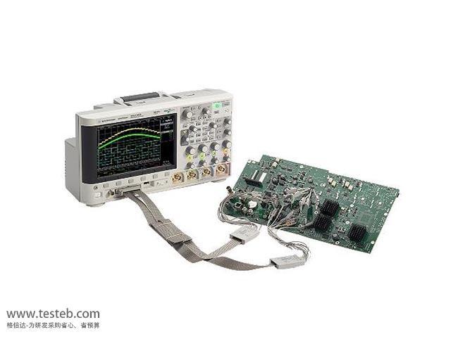 是德科技 安捷伦Agilent示波器与探头MSOX3034A