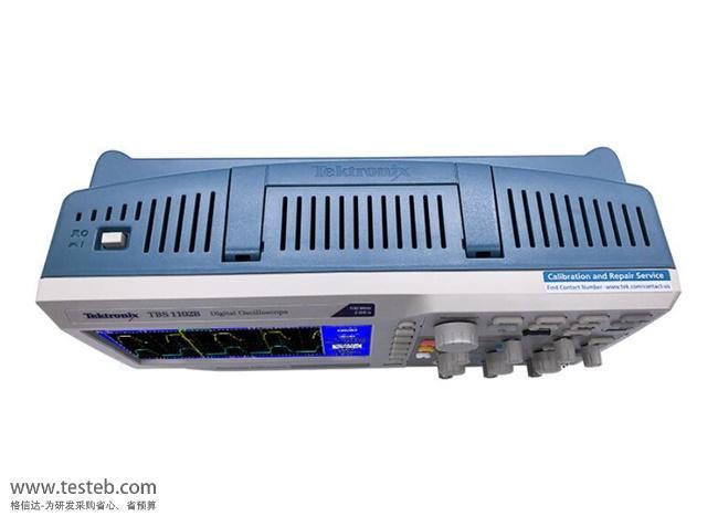 泰克Tektronix示波器与探头TBS1102B