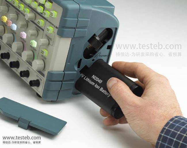 泰克Tektronix示波器与探头TPS2024B