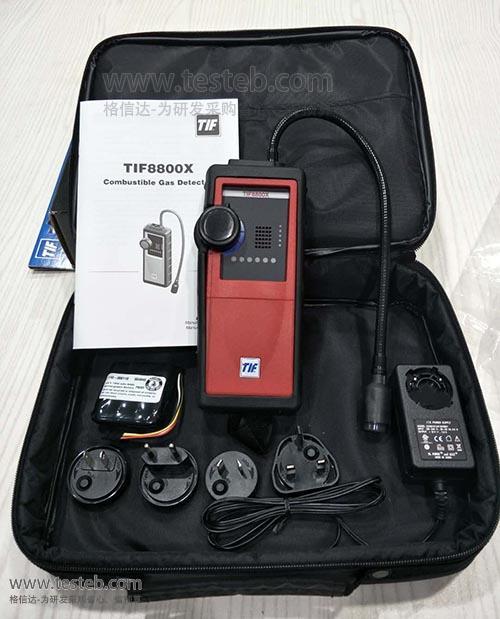 迪孚TIF气体检测仪TIF8800X