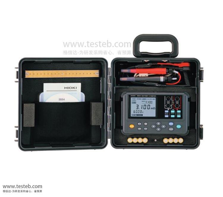 日置HIOKI内阻/欧姆电阻计BT3554-10