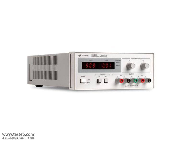 是德科技 安捷伦Agilent仪用电源E3620A