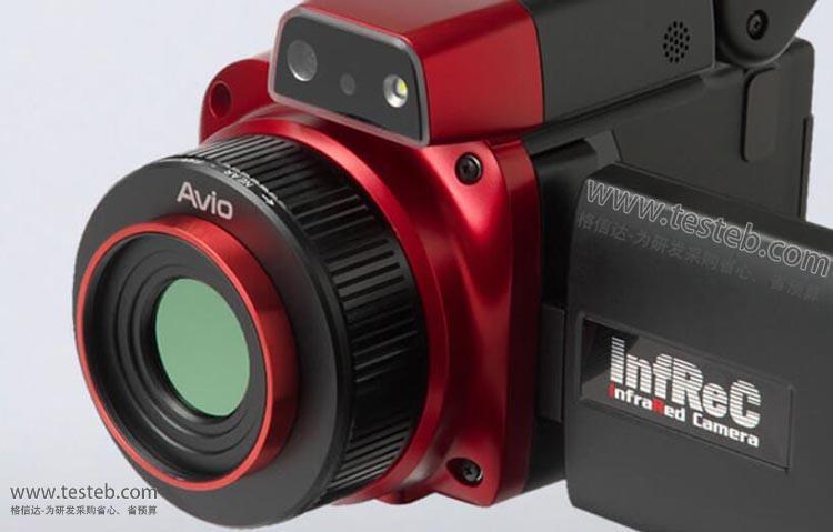 日本NEC集团AVIO红外热像仪R550