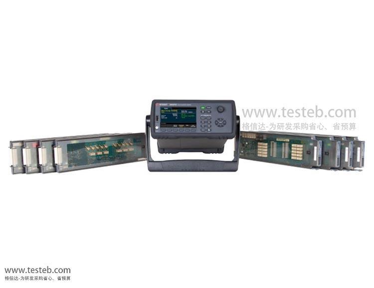 是德科技 安捷伦Agilent数据采集器/温度记录仪DAQ970A