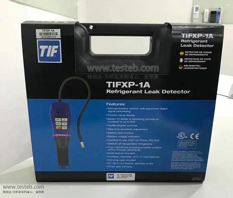 迪孚TIF气体检测仪TIF-XP-1A