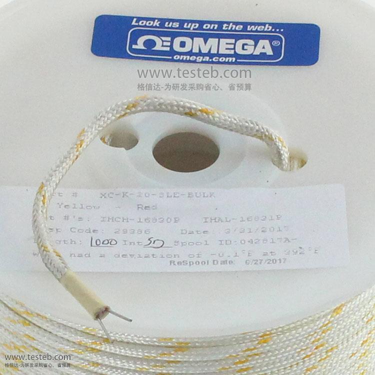 美国Omega热电阻/热电偶XC-K-20