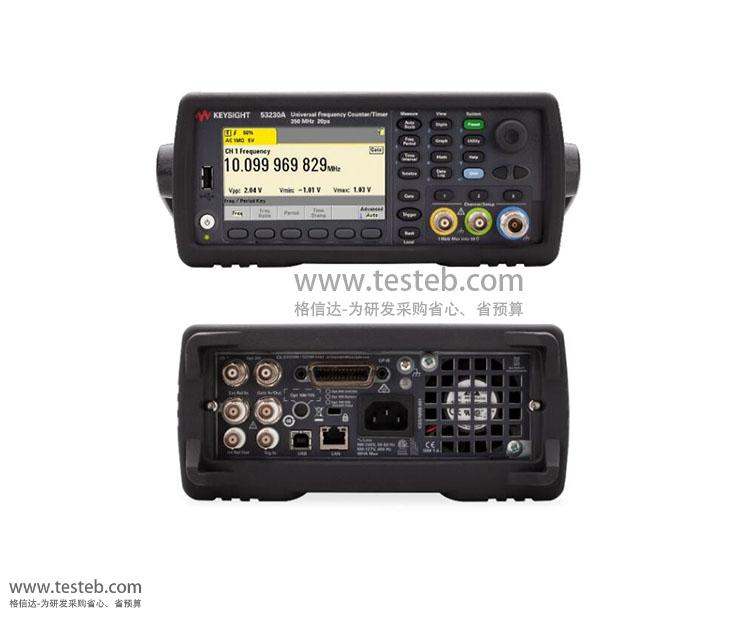 是德科技 安捷伦Agilent频率计数器53220A